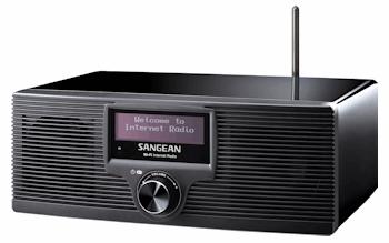 Sangean WFR-20 internet radio
