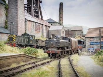 Chris Nevard's Polbrook Gurney Colliery
